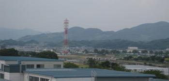 石川河川敷