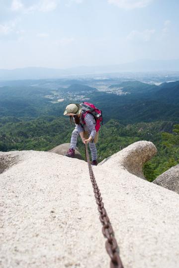 鶏冠山12330