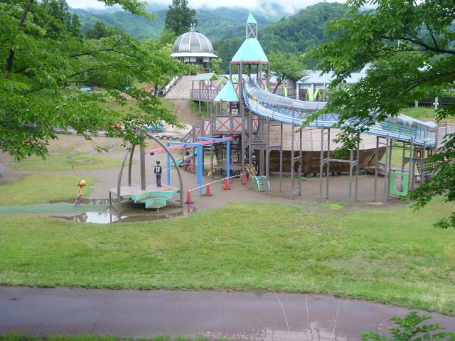 ガルルキャンプ 子供王国遊具