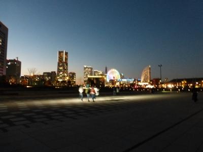 横浜みなとみらい 2013 12・15