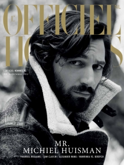 L'OFFICIEL HOMMES - Herfst/Winter 2014-2015