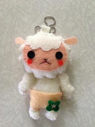 羊のめいちゃん