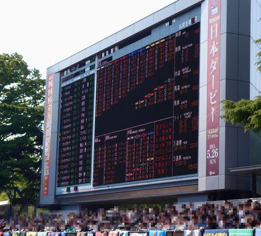 東京競馬場20130505
