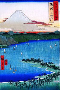 200px-Hiroshige_Mount_Fuji_seen_across_a_ray.jpg