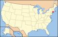 コネチカット州場所