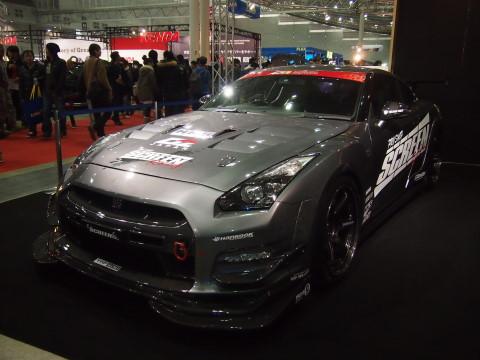 東京オートサロン2014_R35_GT-R