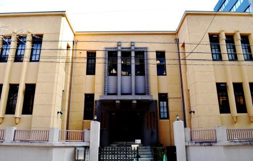 旧龍池小学校