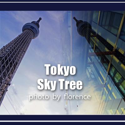 東京スカイツリー140101