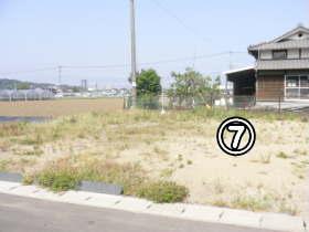 熊本市西区上代7丁目分譲地