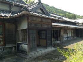 熊本 芦北 古民家