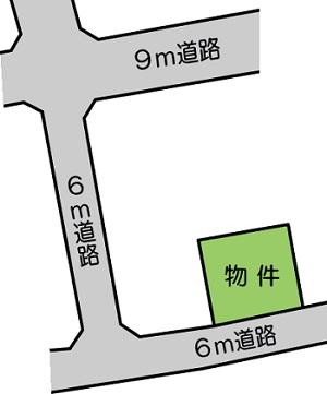 菊陽町津久礼土地