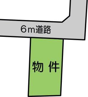 菊陽町津久礼 土地