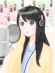 しおりんのレコーディング