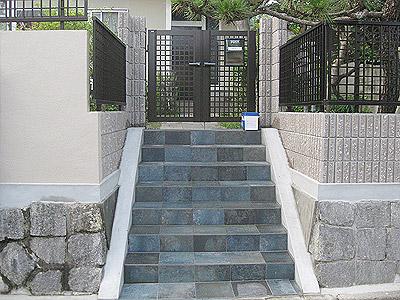大津で外構リフォーム |京都・滋賀リフォームするならフジ・ホーム