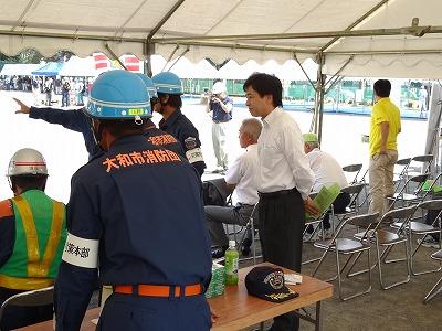 20130831防災訓練01