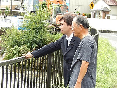 引地川福田8号橋付近05