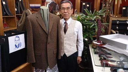 ポーターハーディングのジャケット