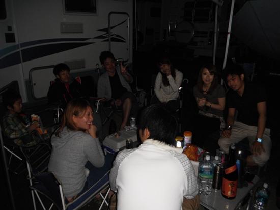 西湖キャンプ18