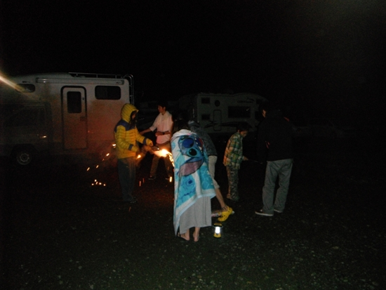 西湖キャンプ22