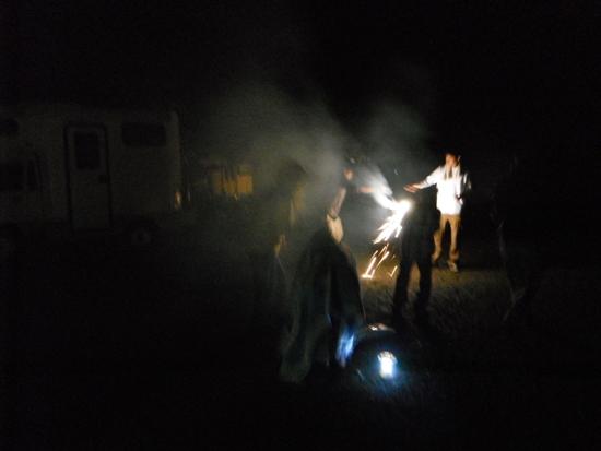 西湖キャンプ23