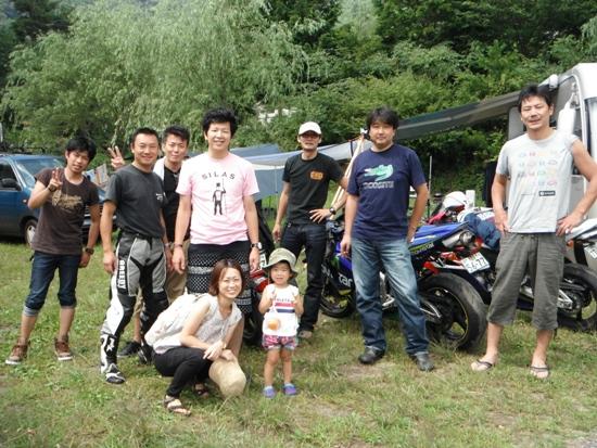 2011年9月西湖キャンプ19