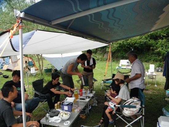 2011年9月西湖キャンプ21