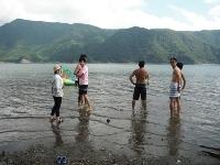 2011年9月西湖キャンプ24