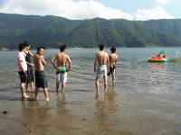 2011年9月西湖キャンプ26