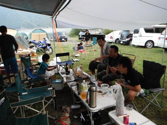 2011年9月西湖キャンプ34