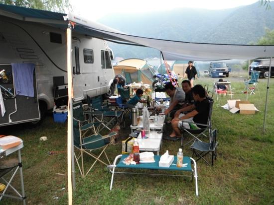 2011年9月西湖キャンプ35