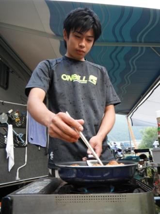 2011年9月西湖キャンプ37