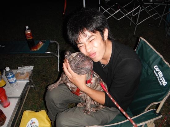 2011年9月西湖キャンプ41
