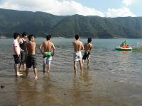 2011年9月西湖キャンプ25