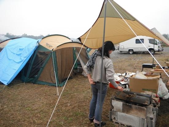 かわせみキャンプ03