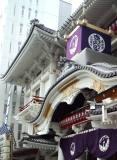 歌舞伎座玄関