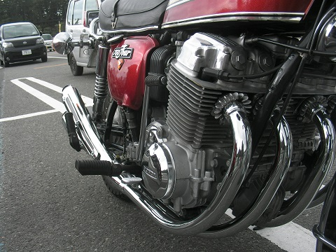14CBエンジン