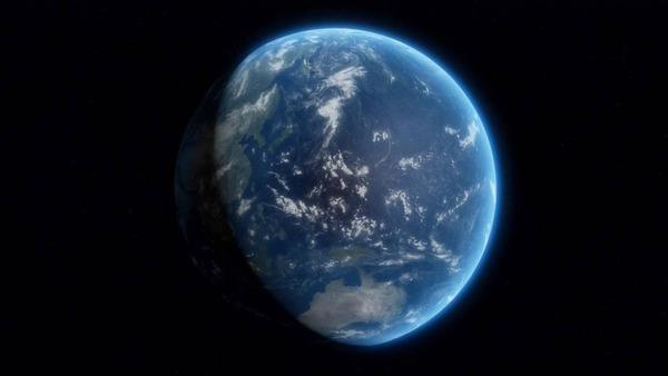 0 地球 再生