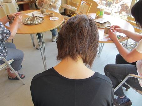 2013.06オリジナルかご作りの様子