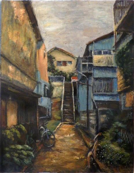 南馬込小路