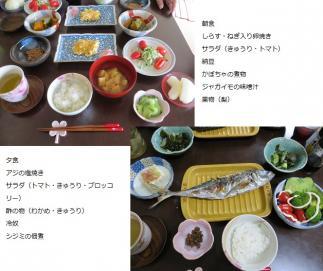 8-10食事