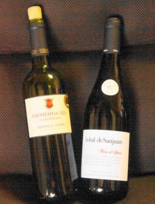 スペインワイン2種