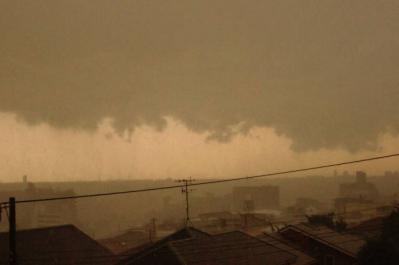 ゲリラ豪雨3