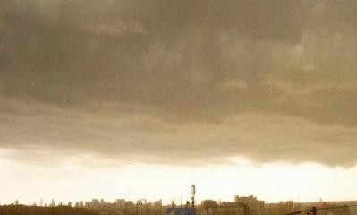 ゲリラ豪雨5