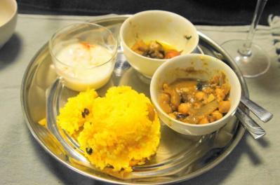 ターリ2:メイン料理