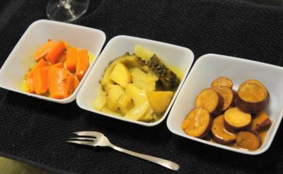 サブジ3種の前菜