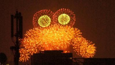 淀川の花火大会