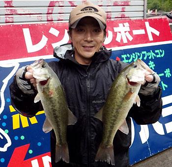 第3位 篠原 広法 選手