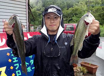 第4位 中村 雅彦 選手