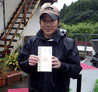 2013年 AOY 篠原 広法 選手