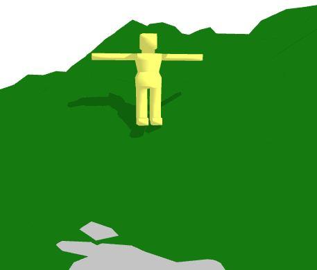 人物と地形1